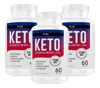 Keto Plus Original Ketoplus 06 Unidad