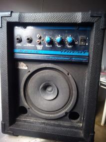 Caixa Amplificada Oneal Ocm-180 Multiuso 30wrms
