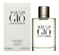Perfume Acqua Di Gio Armani Edt 100ml Frete Grátis Original