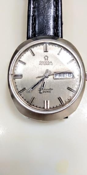 Omega Antigo Relógio Suíço Automático Seamaster Cósmic