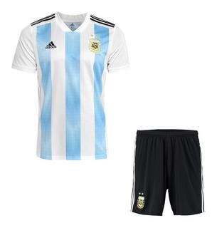 Infantil Da Seleção Da Argentina 2018 Oficial - Promoção