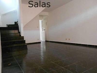 Sobrado Em Brooklin, São Paulo/sp De 144m² 3 Quartos À Venda Por R$ 860.000,00 - So173841