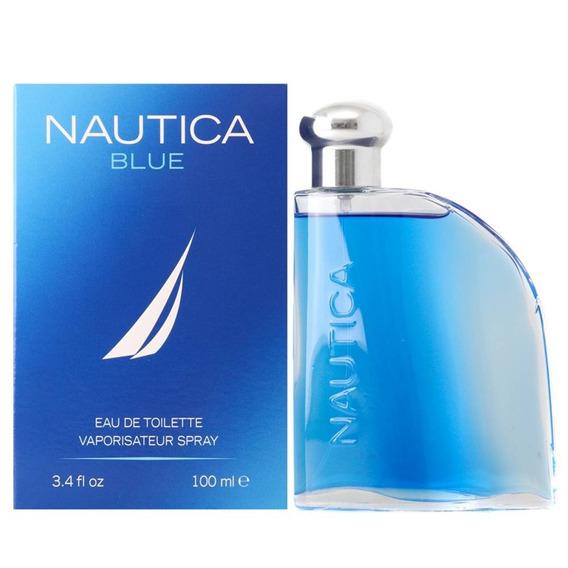 Nautica Blue De Nautica Eau De Toilette 100 Ml