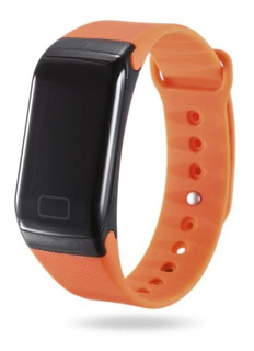 Smartband Fit Aktion H10/x10 Plus Bluetooth 4.0 - Naranja
