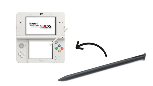 1x Lapiz Optico Stylus Nintendo New 3ds Pequeña Stilus