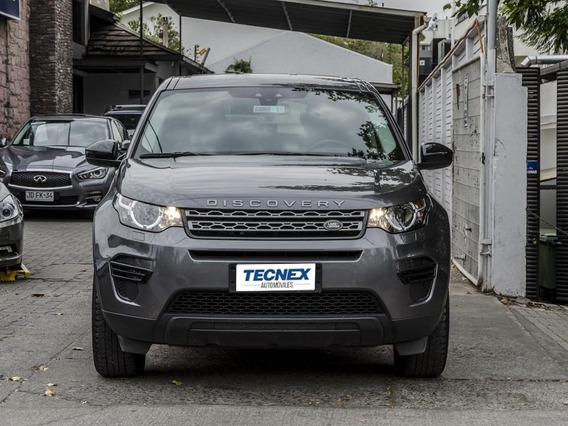 Land Rover Discovery Sport 2.0 2018 36.000 Km