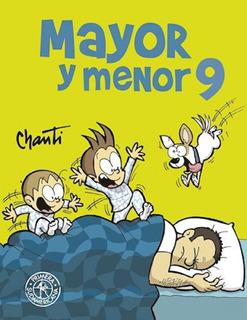 Mayor Y Menor 9 - Chanti - Sudamericana
