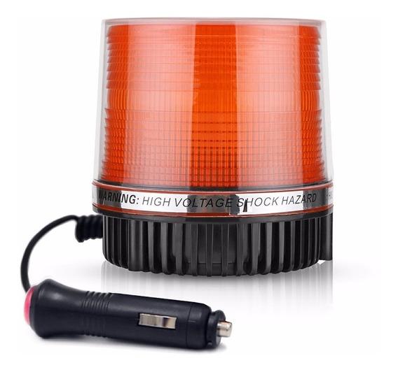 Giroflex Luz Emergência Sinalizador 30 Leds 12v Ambar