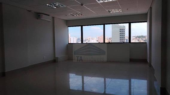 Sala Comercial 39m² Completa Preço De Oportunidade, Vila Itapura, Campinas - Sa0005 - Sa0005
