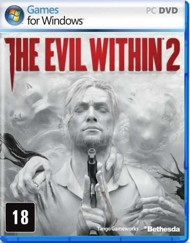 The Evil 2 Within Pc Em Dvd Frete Baixo