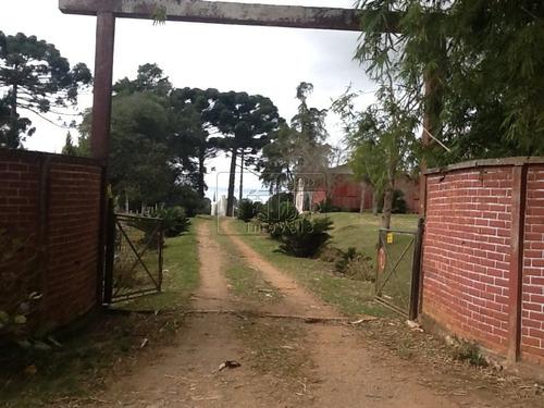 Chácara/fazenda/sítio Com 4 Dormitórios À Venda Por R$ 7.000.000,00 No Bairro Águas Claras - Piraquara / Pr - Ch1601