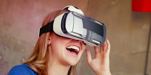 Samsung Gear Vr Realidad Virtual Innovator Edition (note 4)