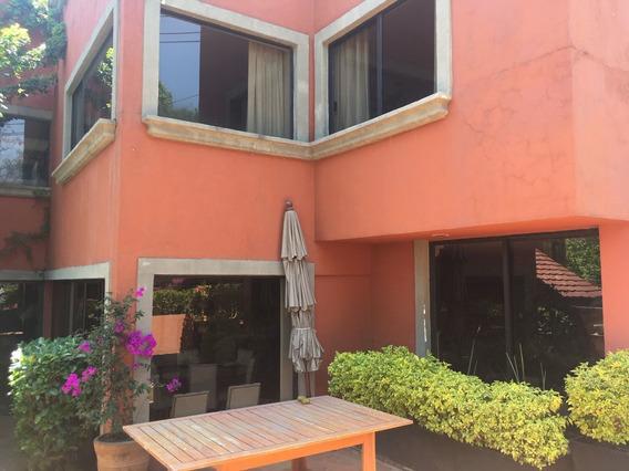 Casa Duplex En Renta En Lomas Altas, Cdmx