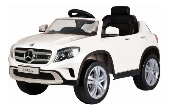 Camioneta Mercedes Benz Bebitos Bateria 12v 2 Motores 30w