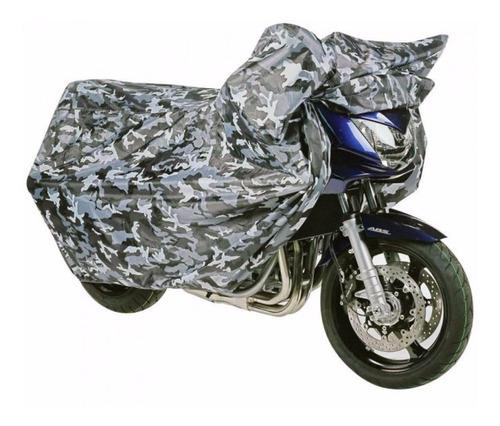 Capa Para Moto Waterproof Oxford Aquatex Grande