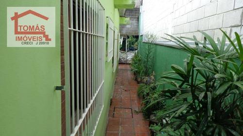 Imagem 1 de 20 de Casa Térrea Na Vila Guedes(mangalot) - Ca0736