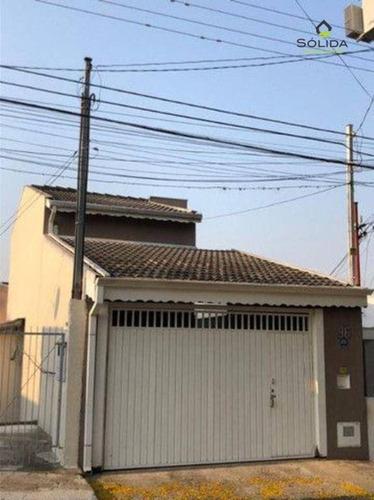 Imagem 1 de 19 de Casa Com 3 Dormitórios À Venda, 165 M² Por R$ 700.000,00 - Jardim Bonfiglioli - Jundiaí/sp - Ca0645