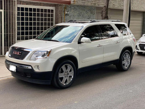 Gmc Acadia 3.6 D 8 Pas Qc Piel 4x4 At 2012