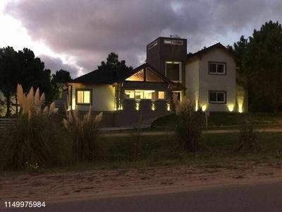 Casa En Pinamar Norte Para 16 Personas