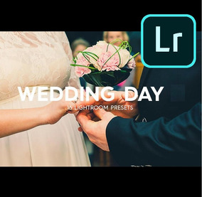 Wedding Day Professional Collection Lightroom Presets