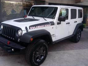 Jeep 2018 Nuevo Wrangler 3.6 Unlimited Rubicon Recon
