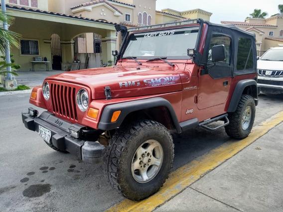 Jeep Wrangler 4x4 1998 Autos Dario