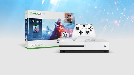 Xbox One S 1 Tb Battlefield V