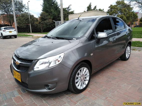 Chevrolet Sail Ltz Limeted Mt 1400cc Aa