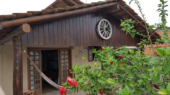 Casa Para Venda No Santo Antônio Em Balneário Piçarras - Sc - 617