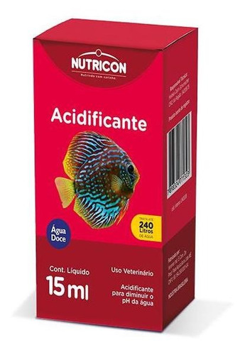 Acidificante - 15ml