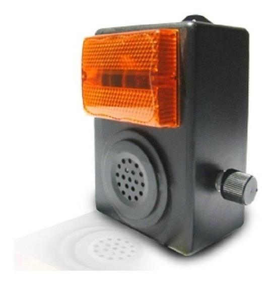 Campainha Telefone Auxiliar Audiovisual 110v Ajust Volum