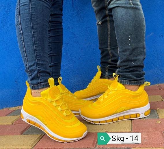 Zapatos Nike Air Max 97 Unisex 35 A 42 Skg 14