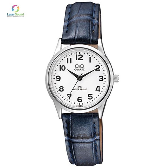 Relógio Q&q By Japan Feminino C215j806y C/ Garantia E Nf