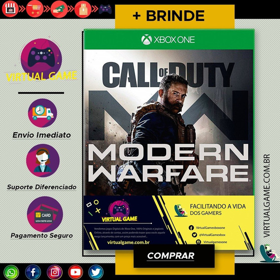 Call Of Duty Modern Warfare - Xbox One - Digital