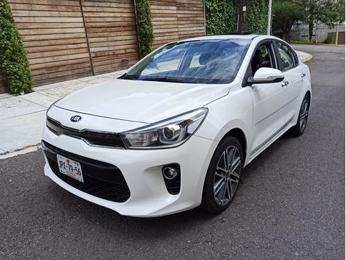 Imagen 1 de 15 de Kia Rio 2019 1.6 Ex Sedan At
