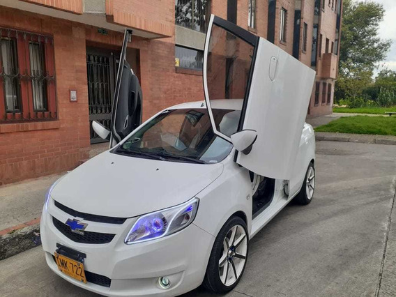 Chevrolet Sail Ltz Unico Dueño