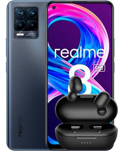 Realme 8 Pro 8gb Ram  108 Mpx Incluye Audifono Bluetooth ¡¡¡