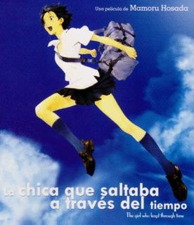 Chica Que Saltaba A Través Del Tiempo, La (brd)