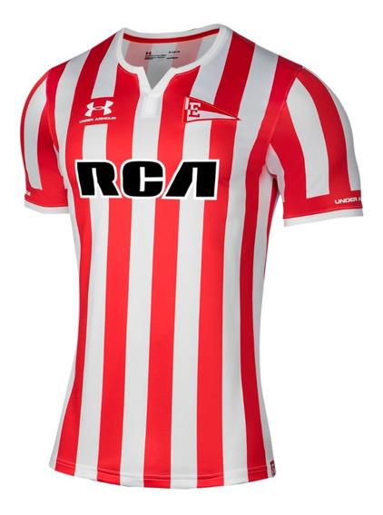 Camiseta Estudiantes De La Plata 2020 Titular Niños Under A