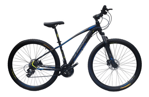 Bicicleta Profit Arizona Max Rin 29 Grupo De 8 Hidraulica