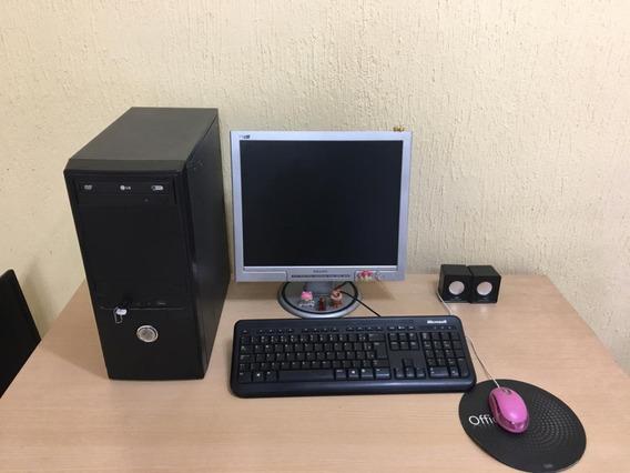 Computador Completo Com Processor Intel Pentium E2200