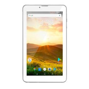 Tablet M7 4g Plus Quad Core 1 Gb Ram Tela 7 8gb Prata -nb293