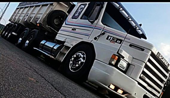 Scania 113 360 Caçamba