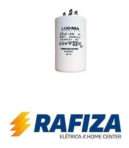 Capacitor Permanente 25uf 400v-a1:i534 - 010240004