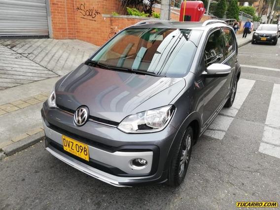 Volkswagen Cross Up 1.0 Mt