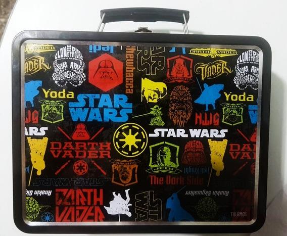 Lonchera Star Wars Original Metálica Única En Mercado Libre