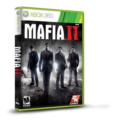 Máfia 2 - Xbox 360 - Mídia Física (usado)