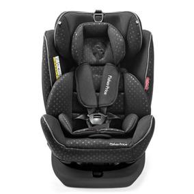 Cadeira P/carro Fisher Price Easy360 Fixbb573, 0-36 Kg Preta