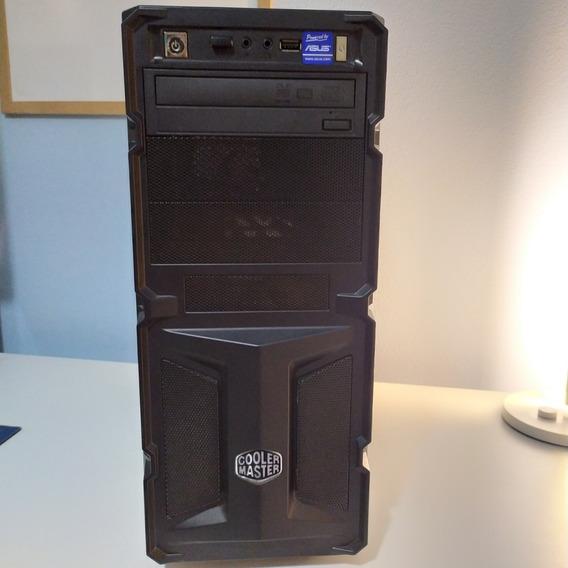 Pc Intel Core I5-4460 + 16gb Ram + Ssd 240gb + Hdd 1tb