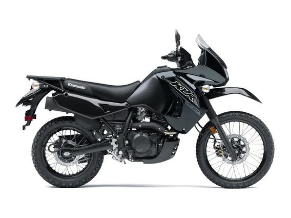 Kawasaki Klr 650 0km 2018 No Honda Xr 650 L Transalp